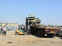 truck farm salvage yard junkyard auto salvage parts truck farm salvage yard junkyard auto