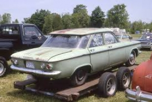 Southwest Corvair (Image 4 of 4)