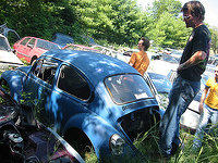 Corvette Salvage