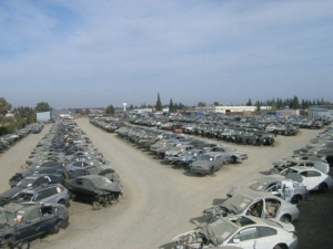 Specialized German Recycling junkyard - Auto Salvage Parts