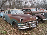 Greg Banks Auto Salvage