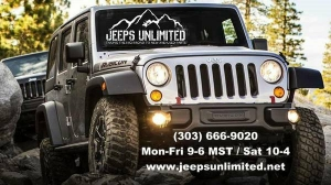 Jeeps Unlimited