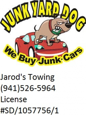 Jarod's Towing & Used auto Parts (Image 2 of 2)