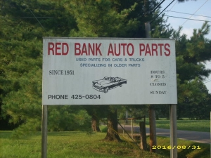 Red bank auto