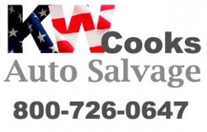 KW Cooks Auto Salvage, Inc.
