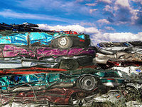 A F & T Auto Parts and Salvage