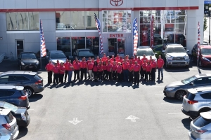 Toyota of Hackensack (Image 2 of 4)