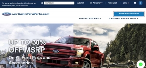 Levittown Ford Parts (Image 4 of 4)