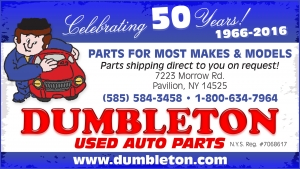 Dumbleton Used Auto Parts Inc. (Image 1 of 4)