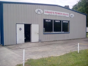 SMIITH CYCLE SALVAGE / CRAIGS POWER HOUSE