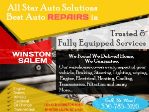 All Star Auto Parts of Wintson Salem