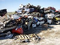 Cleveland Scrap Yard