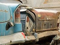 Burghill Auto Salvage