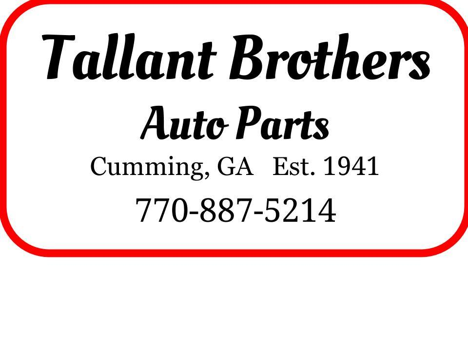 Tallant Brothers Auto Parts