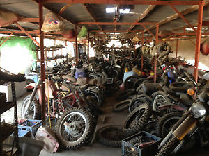TENNESSEE MOTORCYCLE SALVAGE