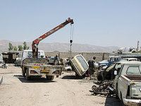 Crash Frank Auto Wrecking