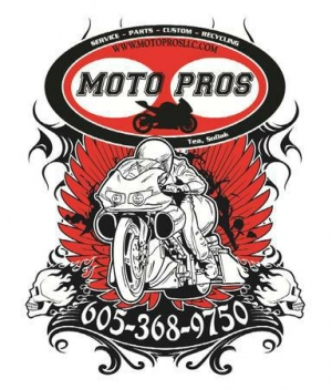 Moto Pros Cycle Salvage