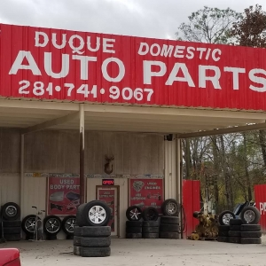 DUQUE Used Auto Parts (Image 1 of 2)