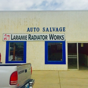 Laramie Radiator Works Auto Recycling