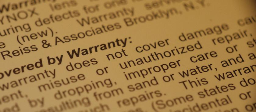 Car Part Warranties